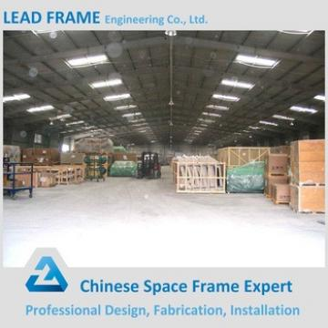 Prefessional Chart Steel Structure Factory ForLogistic Storage Packing Space