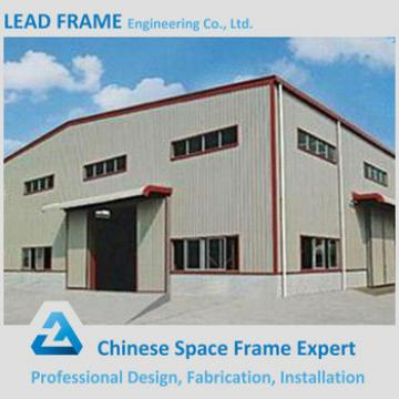 Prefab Galvanized Stainless Structure Frame Steel Building Material for House