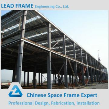 Galvanized Steel Roof Truss for High Rise Metal Building