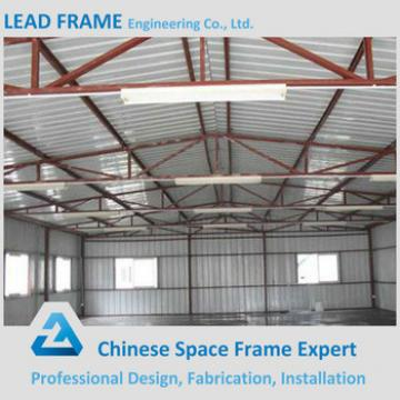 Prefabricated Steel Frame Metal Roof System for Building