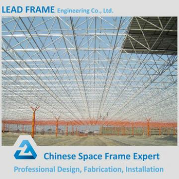Steel Space Frame Construction Details For Building Roofs