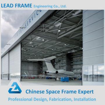 Economic Light Steel Arch Hangar Roof Cover