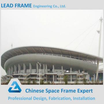 New Design Light Steel Structure Sports Stadium for Center Hall