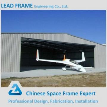 Modern Light Galvanized Steel Portable Aircraft Hangar With Low Price