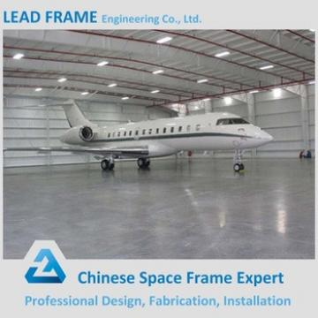 Prefabricated Steel Building Portable Aircraft Hangar