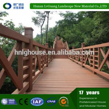 High quality wpc veranda fences design with proper price