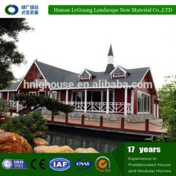 Environmental Furnishing cuba prefab dormitory house design in china