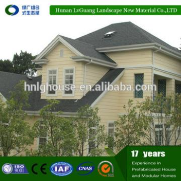 China manufacturer prefabricated metal house, modular kitchen designs,