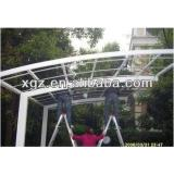 Prefabricated Steel Car Parking Canopy