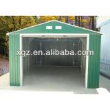 Cheap Light Steel Garage Shed Designs