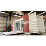 folding house container for Japan