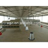 prefabricated automatic breeding chicken farm