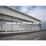small aircraft hangar door small airplane hangar door