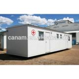 Prefab cheap mobile hospital site