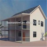 Well-design/ Modern/ Practical /Energy saving/Cheap Luxury Prefab Light Steel Villa