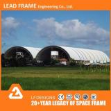 high standard free design space frame fabrication shed design