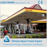 Good Security Steel Construction Gas Station Construction