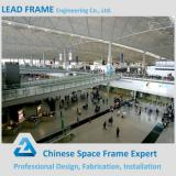 Light steel roof truss design airport terminal