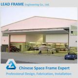 High quality light steel hangar for aircraft building