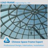 galvanization prefab metal roof skylight
