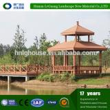 Promotion outdoor garden chinese gazebo with low price
