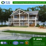 Durable Low Cost Zambian steel Prefab House for Office