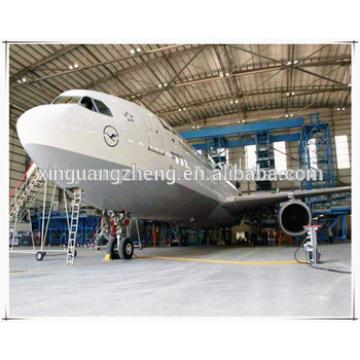 prefabricated light steel structure for airport building