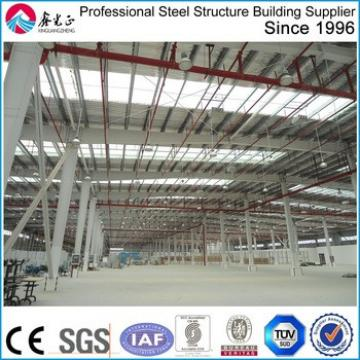low cost factory workshop steel building with high quality steel structure manufacturer founded in 1996