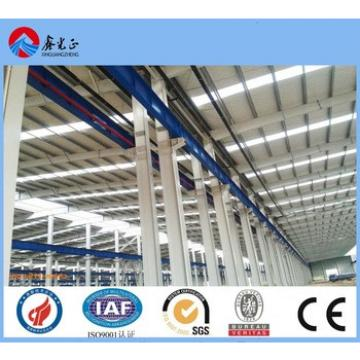 low cost factory workshop steel building manufacturer in china export steel construction factory building