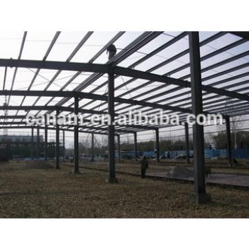 Cost effective high quality light steel structure warehouse