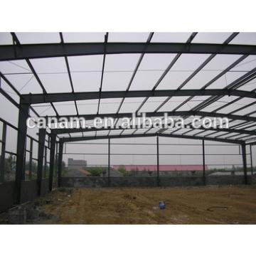 New designed high quality steel structure warehouse