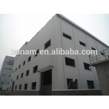 light frame steel contstruction warehouse building