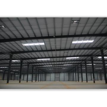 CE certification modern steel structure building export to african