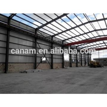 Steel structure workshop manufacturer in China since 1996