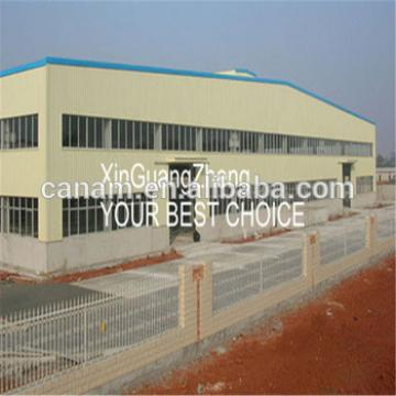 XGZ galvanized steel structure prefabricated warehouse Factory buildings