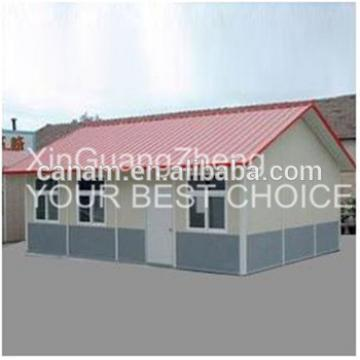 prefab house living cheap steel structure house with toilte and kitchen