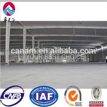 China supplier top prebuilt steel structure buildings construction warehouse manufacturer