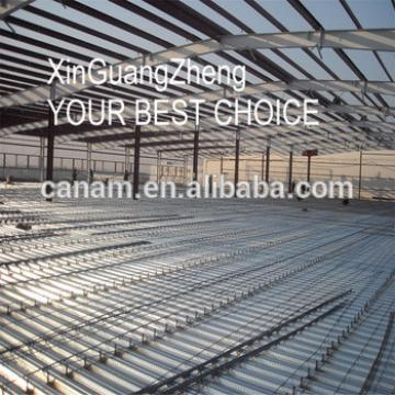 Factory Low Price Guaranteed steel structure shed building