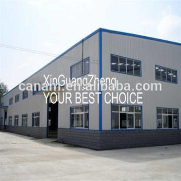 High Quality Large Span steel structure Building