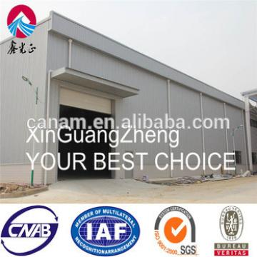 business partner steel structure warehouse in mexico with steel roof trusses