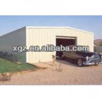 Prefab low cost steel carport