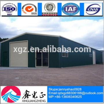 Steel Structure Car Shed Design/ Garage/prefabricated Garages