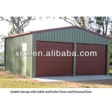 Double Car Garage/Steel Car Shed