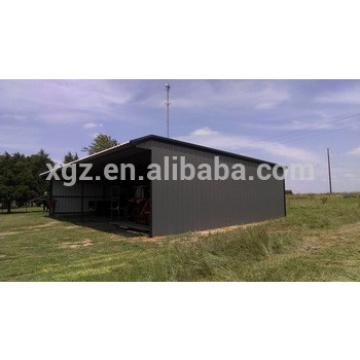 prefab storehouse for farm equipment