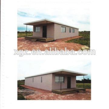 china supplier best price 20ft container steel house