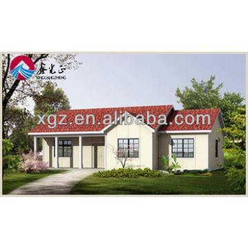 angola temporary house prefabricated building