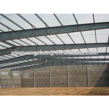 Metal roofing prefab warehouse building