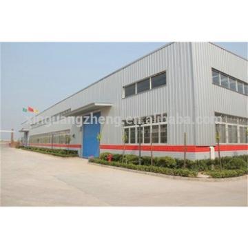 prefabricated steel structure frame metal warehouse /workshop/metal shed