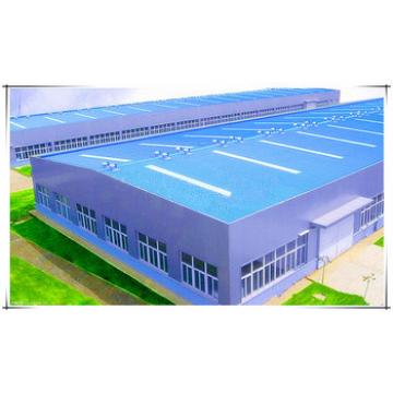 Chinese pre-engineered steel structure and sandwich panel shed
