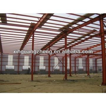 steel building auto parts warehouse